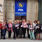 Organizația Femeilor Liberale a demarat o campanie de informare și prevenție împotriva cancerului la sân