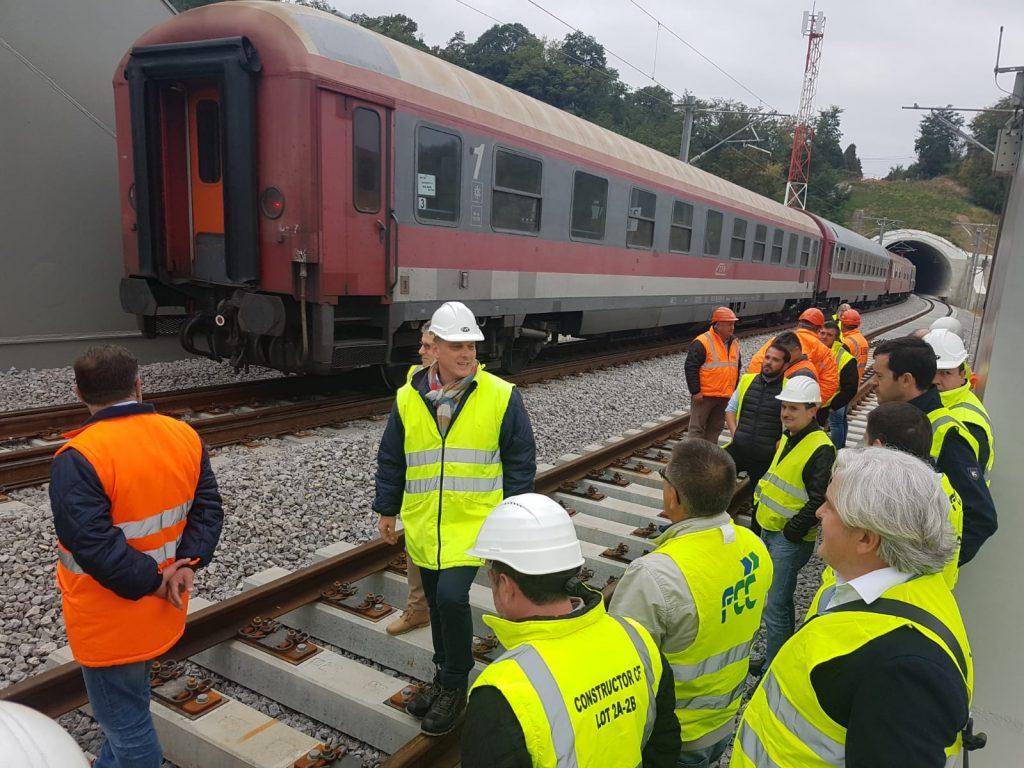 """Ovidiu Sîrbu, secretar de stat ALDE în Ministerul Transporturilor: """"Până la sfârșitul anului va fi reabilitată o linie ferată pe care se va circula cu 160 km/h"""""""