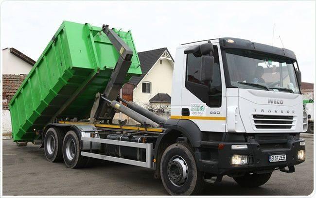 Campanie de ridicare a deşeurilor voluminoase în mai multe localităţi din Timiş