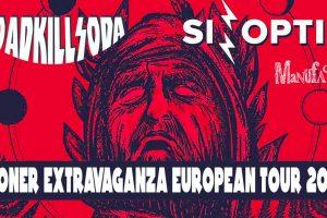 Concert Roadkill Soda şi Sinoptik la Timişoara
