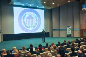 Dan Puric, invitat special la USAMVB cu prilejul marcării Centenarului/FOTO