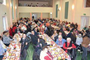 Eveniment aniversar pentru vârstnicii din comuna Șandra