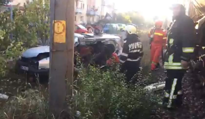 Circulaţia pe calea ferată între Tapia şi Lugoj a fost reluată după accidentul mortal