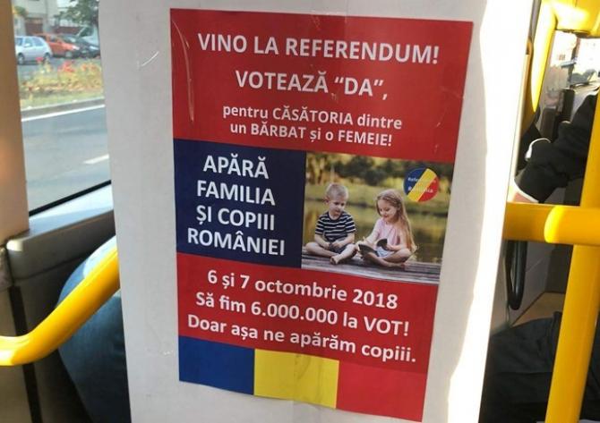Timișenii, așteptați la referendumul pentru modificarea Constituției în ceea ce privește redefinirea familiei