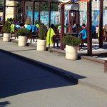 Scandal și bătaie în Complexul Studențesc. A intervenit patrula Poliției Locale