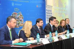 Întinerirea populației din mediul rural, pe agenda Conferinței Regionale PNDR de la Buziaș