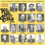 Scriitori de renume, invitaţi la ediția din acest an a Festivalului Internațional de Literatură de la Timișoara