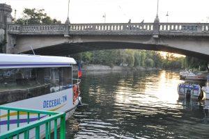 Pas important pentru navigarea pe Bega până la graniţa sârbă