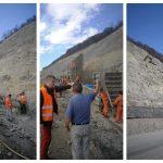 """Ovidiu Sîrbu: """"Acele alunecări de teren nu vor afecta cu nimic execuția lucrărilor de pe  lotul 4 al autostrăzii Lugoj-Deva"""""""