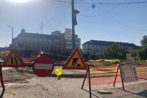 Tramvaiele nu vor circula nici în decembrie pe Podul Dragalina