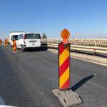Circulație rutieră închisă pe DN 6 pentru lucrări la pasajul de cale ferată