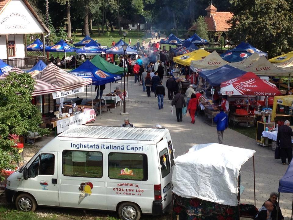 Festival culinar cu bucate din șpaisul bănățean la Muzeul Satului