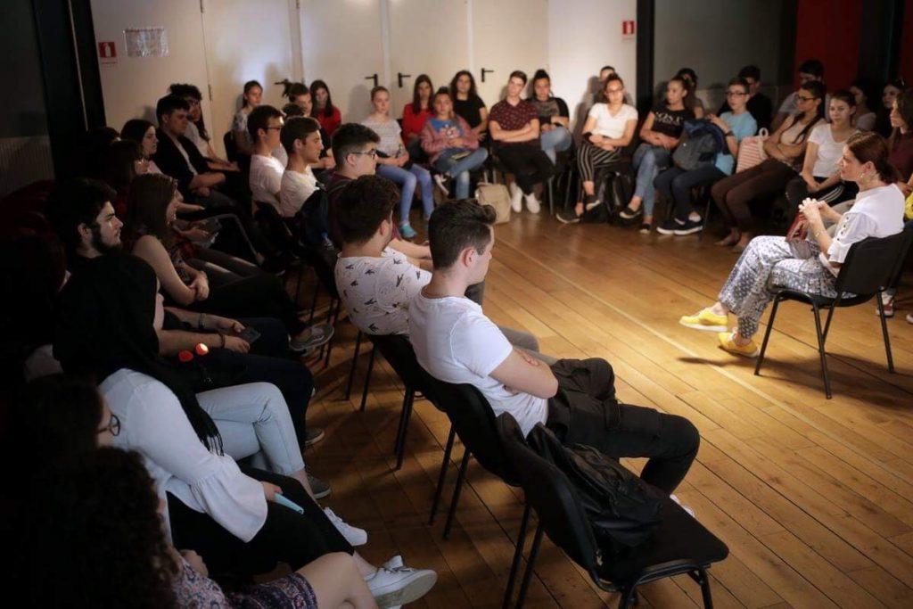 Începe ORA DE TEATRU, program de dezvoltare personală propus de Teatrul Naţional, gratuit
