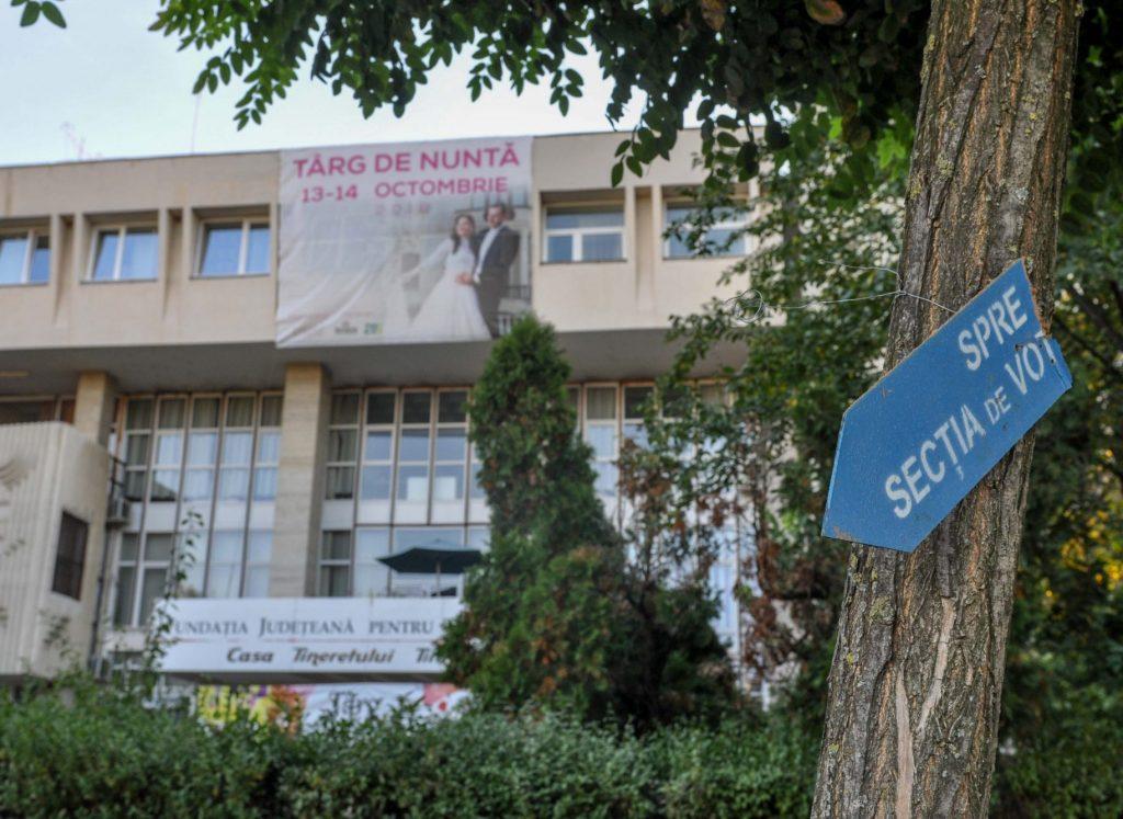 Mai multe secții de votare din Timișoara și-au schimbat locația