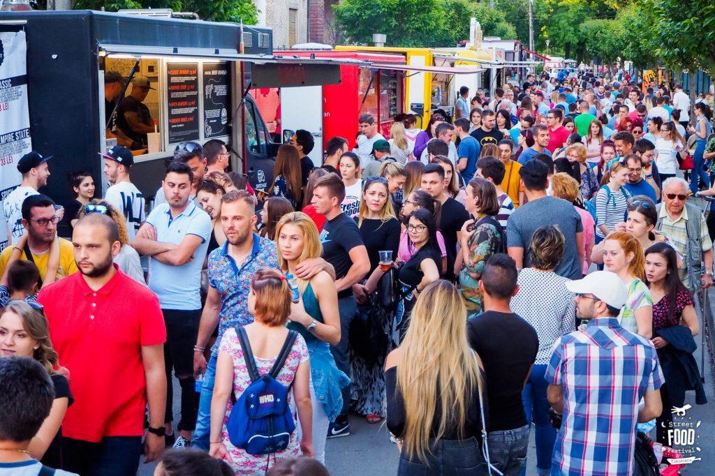 Street Food Festival revine la Timișoara cu ediţia de toamnă