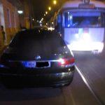 Amendă maximă pentru un şofer care a blocat tramvaiul