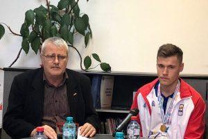 """Vicepreședintele CJ, Traian Stancu: """"Timișoara are vicecampion olimpic la canotaj"""""""