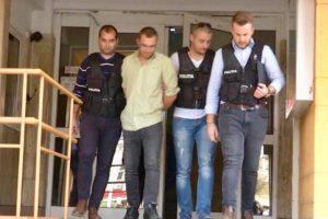 A fost prins individul carea incendiat balconul unui blocdinTimișoara