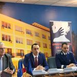 """IPJ Timiș lansează campania """"OPREȘTE VIOLENȚA DIN VIAȚA TA!"""""""