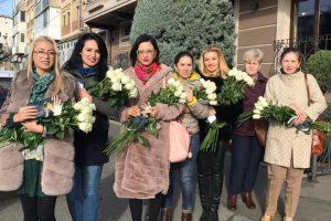 OFLDE, în acțiune de Ziua Mondială Pentru Eliminarea Violenței Împotriva Femeilor