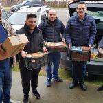 Peste 3.500 de cărți donate la Bucovăț, prin intermediul campaniei CSL Timiș