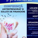 Dezbatere despre antreprenoriat şi fonduri europene