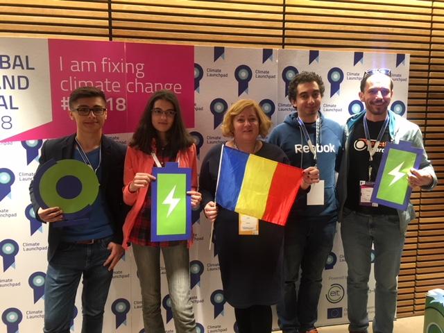 România, în Marea Finală Internațională ClimateLaunchpad 2020