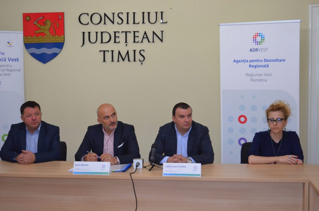 Fonduri europene de peste 4,7 milioane euro pentru lucrări de modernizare a drumurilor județene din Timiș
