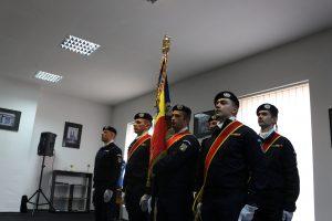 Ceremonial dedicat sfinţirii drapelului de luptă al jandarmilor timişoreni