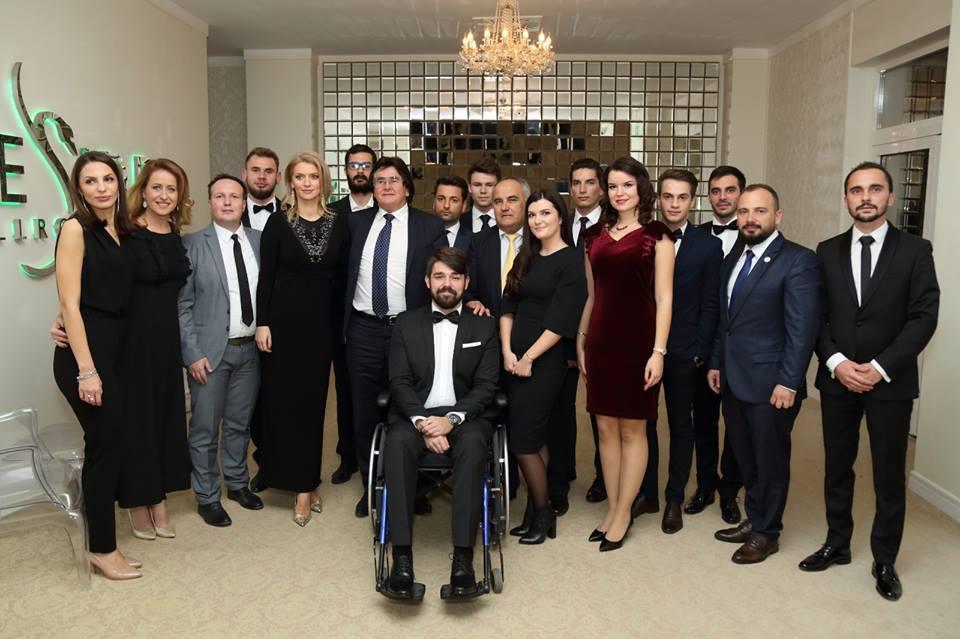 """Tinerii liberali au premiat cei mai buni studenți în cadrul Galei """"Tineri pentru Excelență"""""""