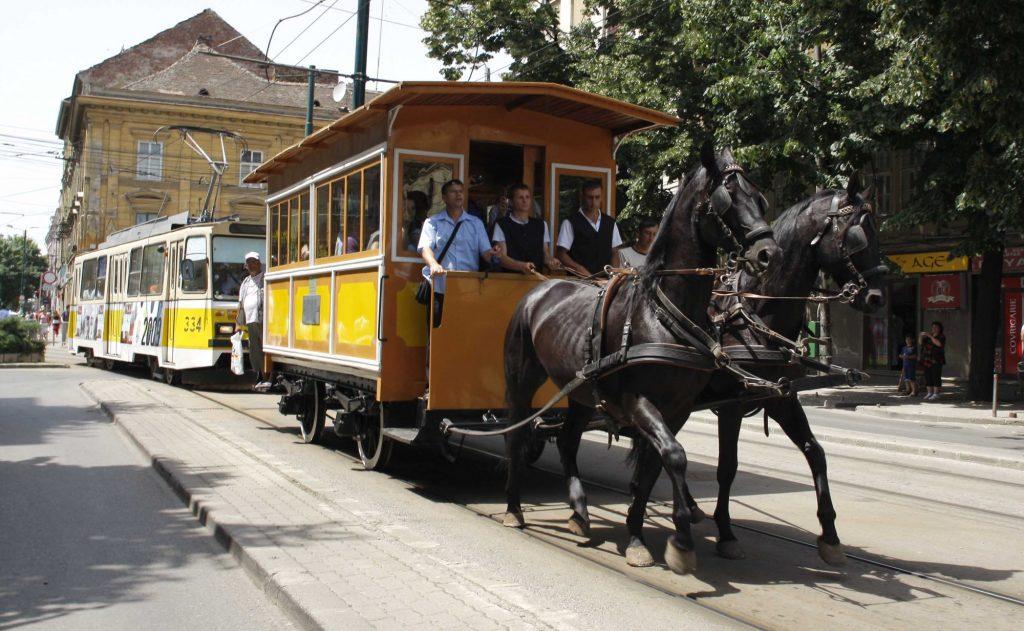 150 de ani de transport public local
