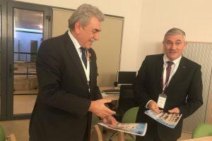 Un nou acord internațional semnat de UPT