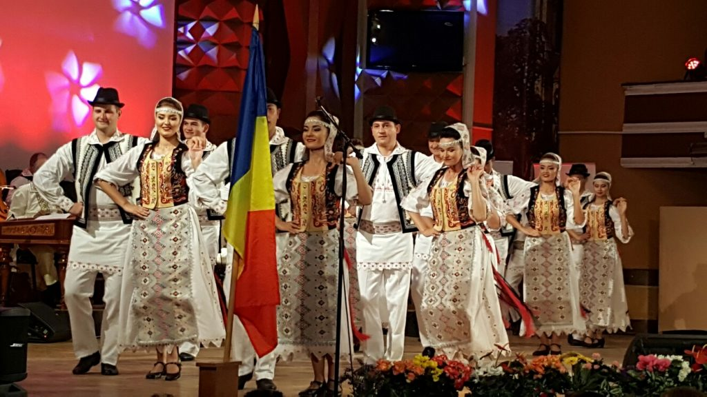 Nicolae Furdui Iancu și ansamblurile Banatul și Crai Nou, într-un spectacol de excepţie la Capitol