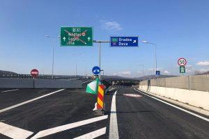 S-a redeschis circulația pe A1 între Șoimuș și Simeria!