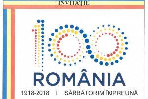 Centenar în comuna Șandra