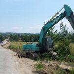 Începe reabilitarea DN 76, Ionești – Vârfurile