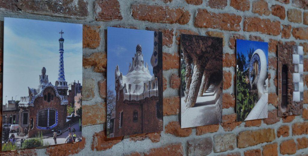 "Expoziţia foto ""Antoni Gaudi"" s-a deschis la Bastion"