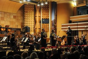 Două concerte de Anul Nou la Filarmonica Banatul