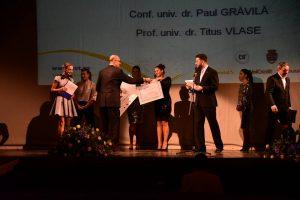 Foto. Universitatea de Vest din Timișoara a premiat excelența. Cine sunt laureații ediției 2018