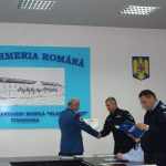 Jandarmi timişoreni recompensaţi cu ocazia Zilei Naţionale a României
