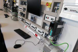 Un nou laborator modern la UPT