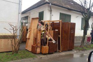 Începe campania de colectare a deşeurilor voluminoase în Timişoara