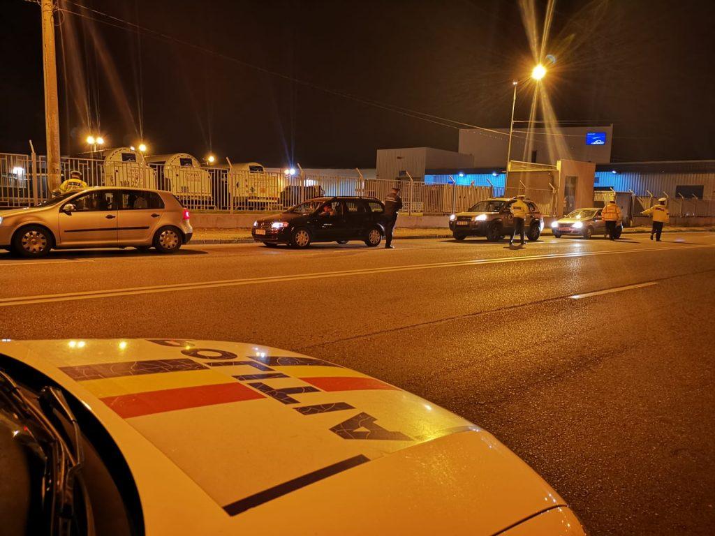 Peste două sute de amenzi aplicate șoferilor, în doar șase ore