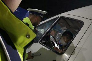 65 de şoferi au rămas pietoni în weekend. Câte amenzi au dat agenţii de la Rutieră