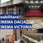 Cinematograful Dacia, în licitație pentru execuție