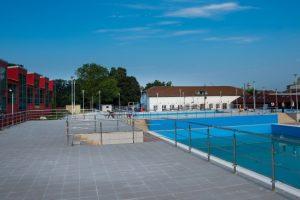 Ştrandul de 2 milioane de euro din Lugoj, recepţionat