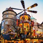 Târgul de Crăciun de la Sttugart, cu o tradiţie de peste 300 de ani, se află la doar două ore de zbor de pe Aeroportul Internaţional Timişoara