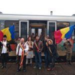 Trenul Unirii a plecat de la Timișoara spre Alba Iulia
