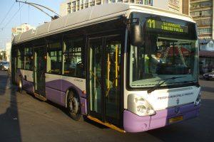 Parada de 1 Decembrie de pe Take Ionescu modifică circulaţia unor autobuze şi troleibuze