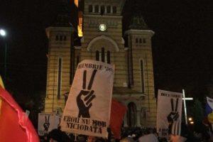 Eroii căzuți în timpul Revoluției, comemorați la Timișoara